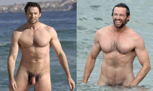 Larry el cableguy desnudo