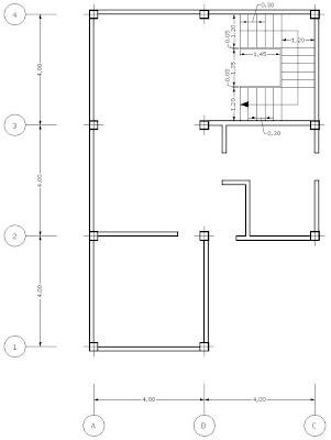 Como dibujar planos for Como dibujar un plano de una casa