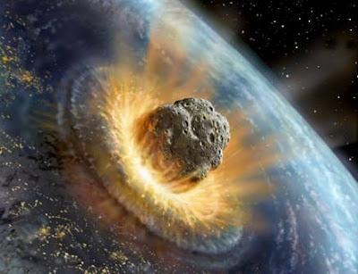 2098撞地球 - 慧星 2098撞地球