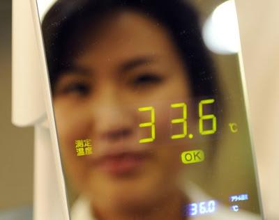 日本 體溫鏡