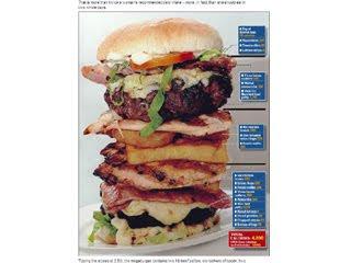 鐵達尼漢堡