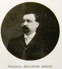 Arq. Salvatore Mirate (Nápoles 11/04/1862 - Buenos Aires 14/04/1916) École des Beaux Arts du París