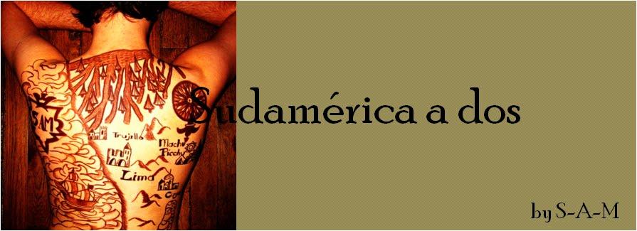 Sudamérica a dos