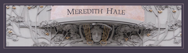 Meredith Hale:  Art and Inspiration