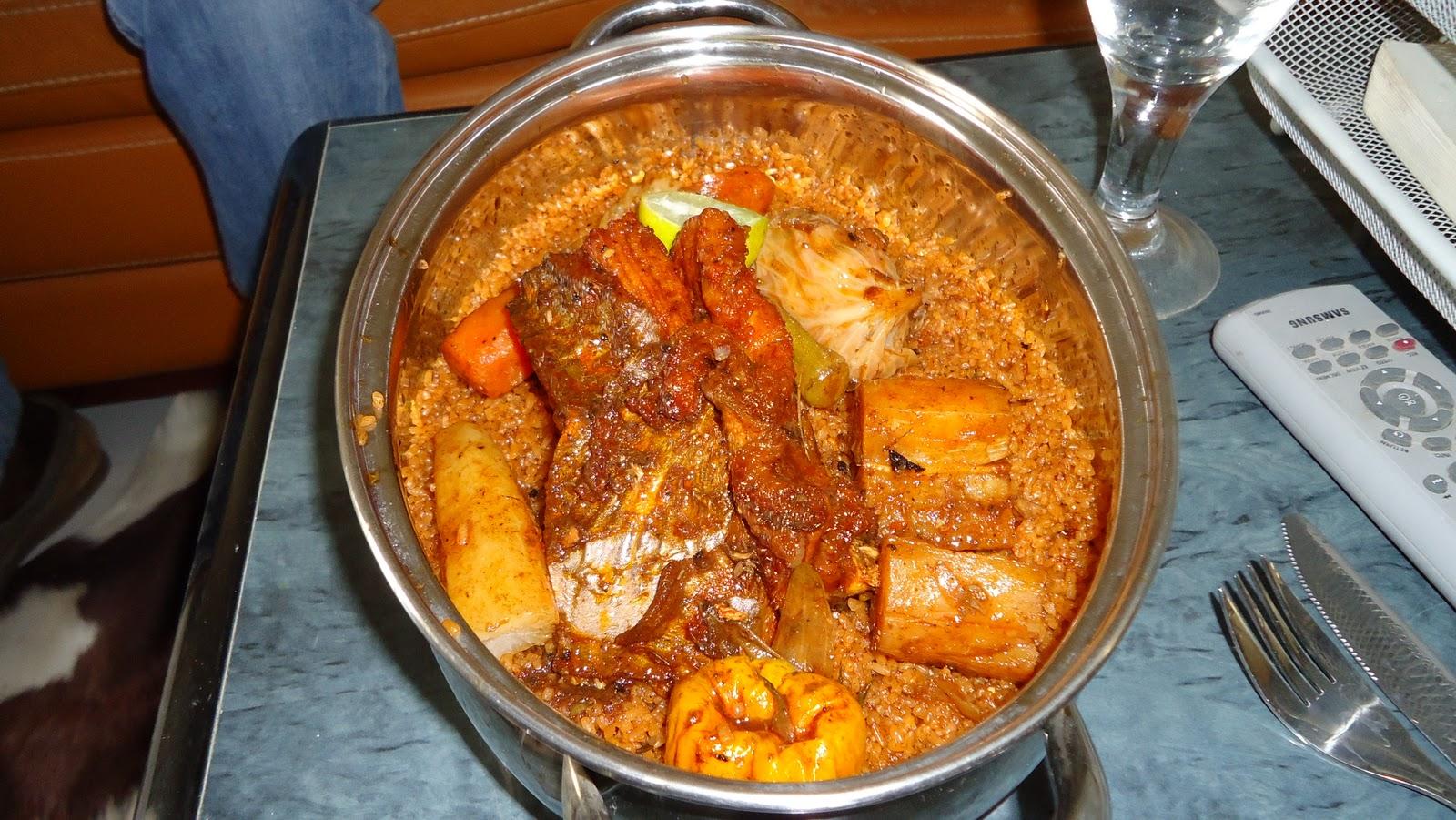 Dadou el routador in afrika la specialite senegalaise for Cuisine senegalaise c est bon