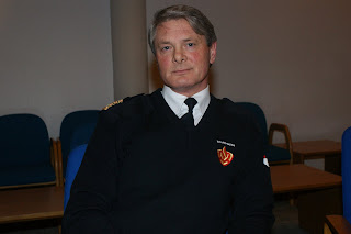 Dé lokale en regionale nieuwssite: brandweercommandant hans van wijk