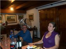 Noche de amiwis: Ysabel y Juan Manuel, fue una buena noche
