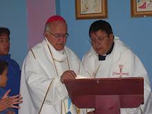 Nuestro Arzobispo Coordinador...