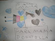 Otro regalito para mi.... lo hizo mi Donatella