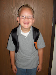 1st day of school 2008