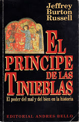 """""""El Príncipe de las Tinieblas"""" Jeffrey Burton Russell (1988)"""