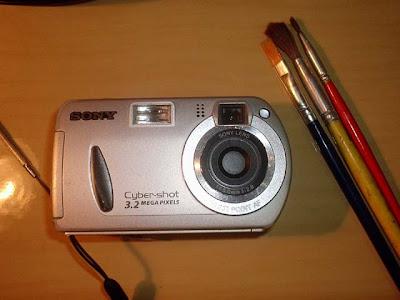 Sony Cyber-Shot DSC P32