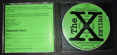 The X-Philes CD-ROM