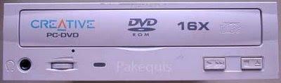 DVD-ROM Creative