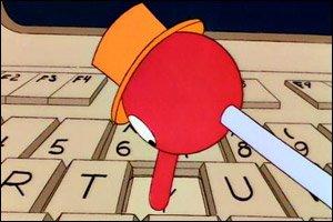 ~ Fully Loaded Tournament 2.0 ~ [Segunda entrega de los Rugal 2013 - NOMINADOS Y VOTACIONES] - Página 9 Drinking-Bird-Simpsons-01