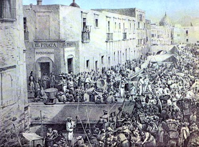 EL ABASTO DE LOS MERCADOS EN EL SIGLO XIX