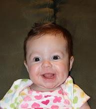 Eliza 4 Months