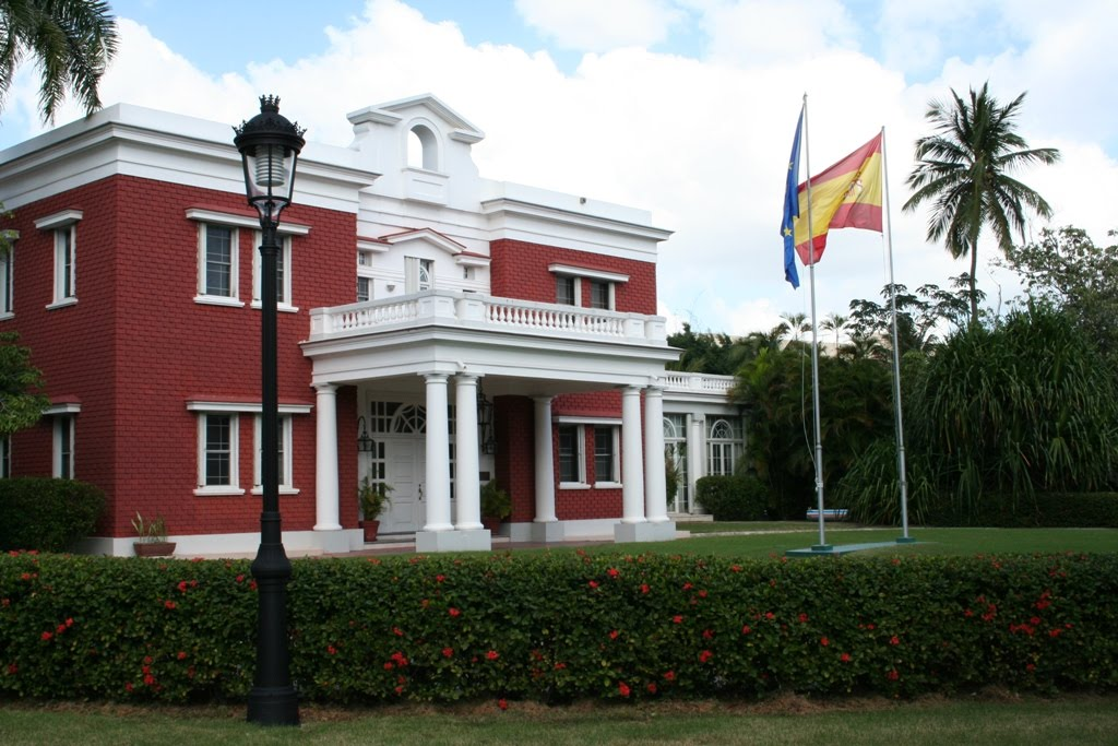 embajada espana santo domingo: