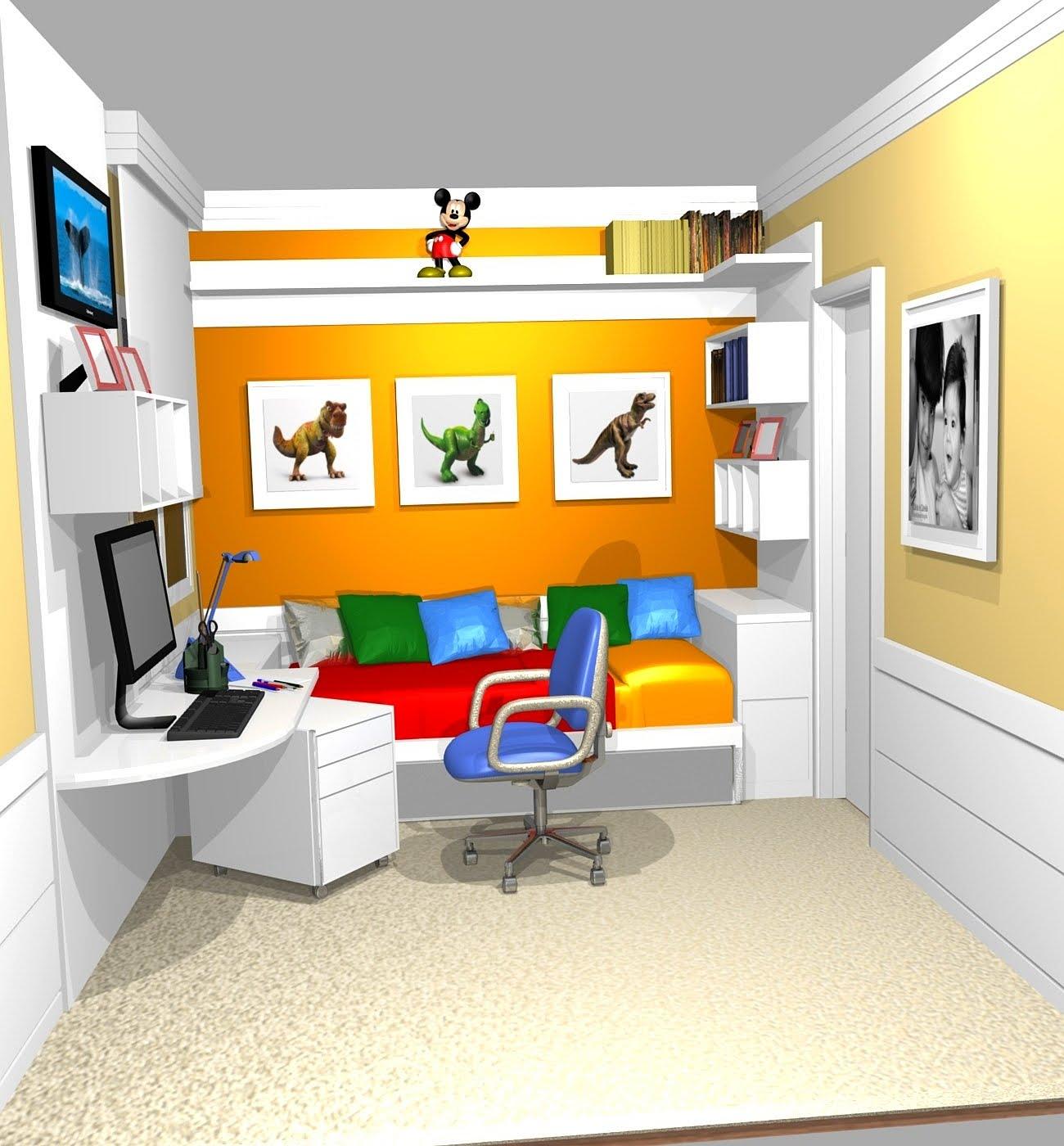 Home Office Quarto Juvenil Redival Com ~ Home Tv Quarto Casal Com Painel Quarto Infantil