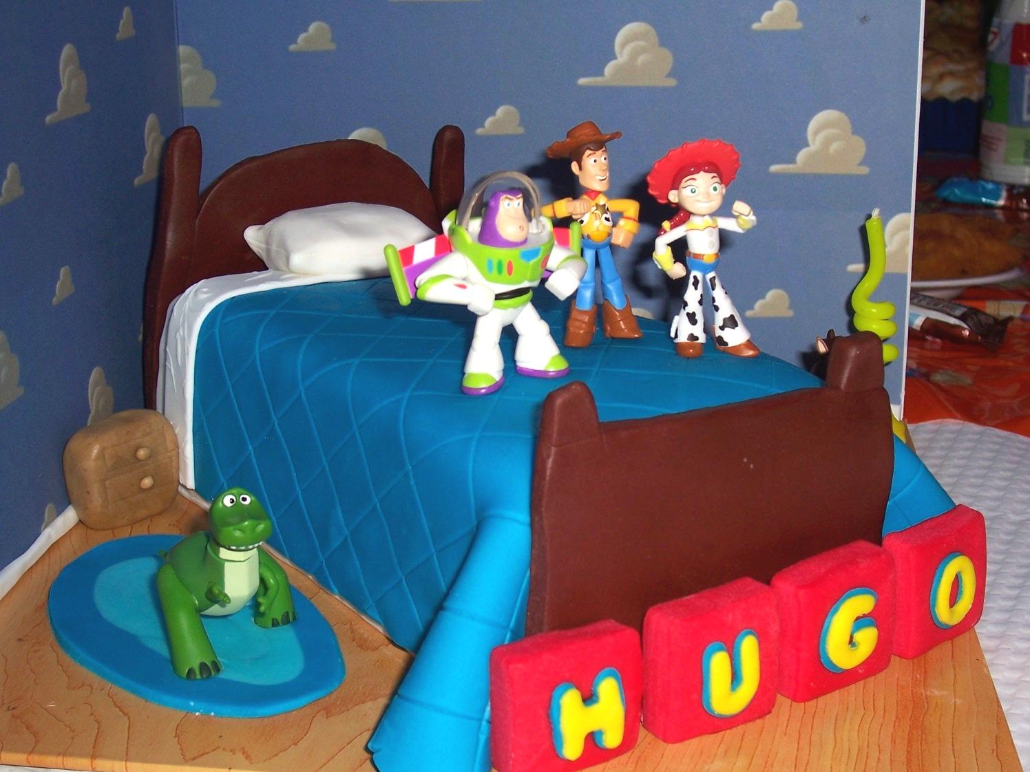 Populares Comidas Caseiras Montijo: O quarto da Toy Story do Hugo FQ43