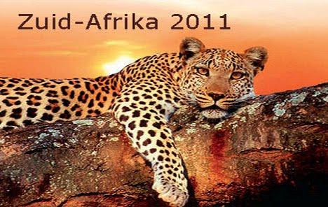 Zuid-Afrika 2011