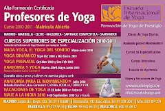 Escuela Internacional de Yoga.