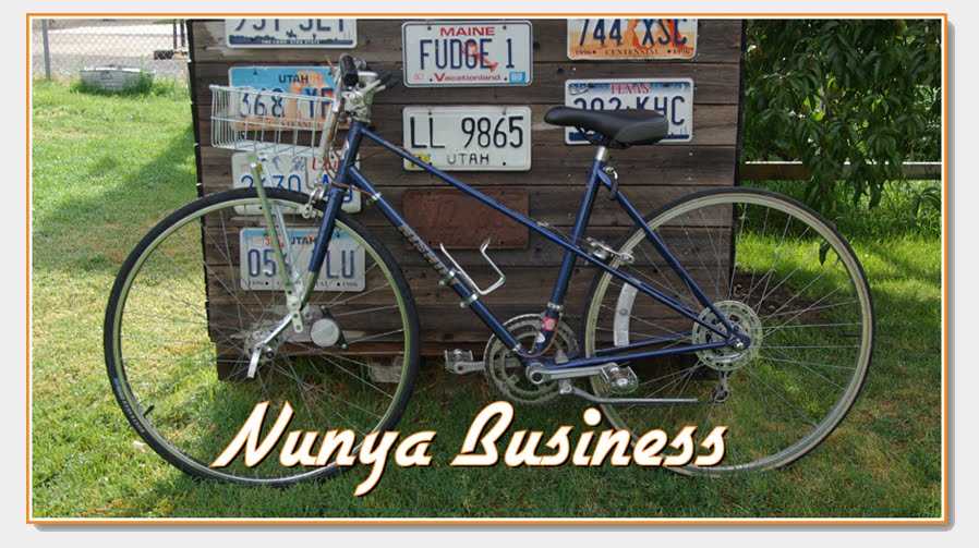 Nunya business