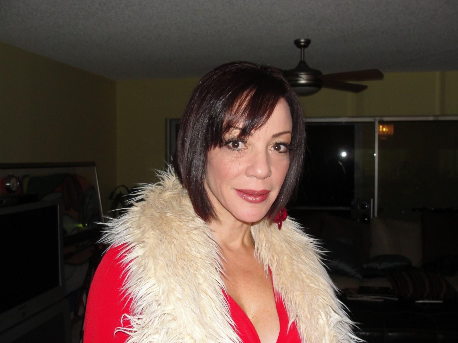 Cougar Party Dress