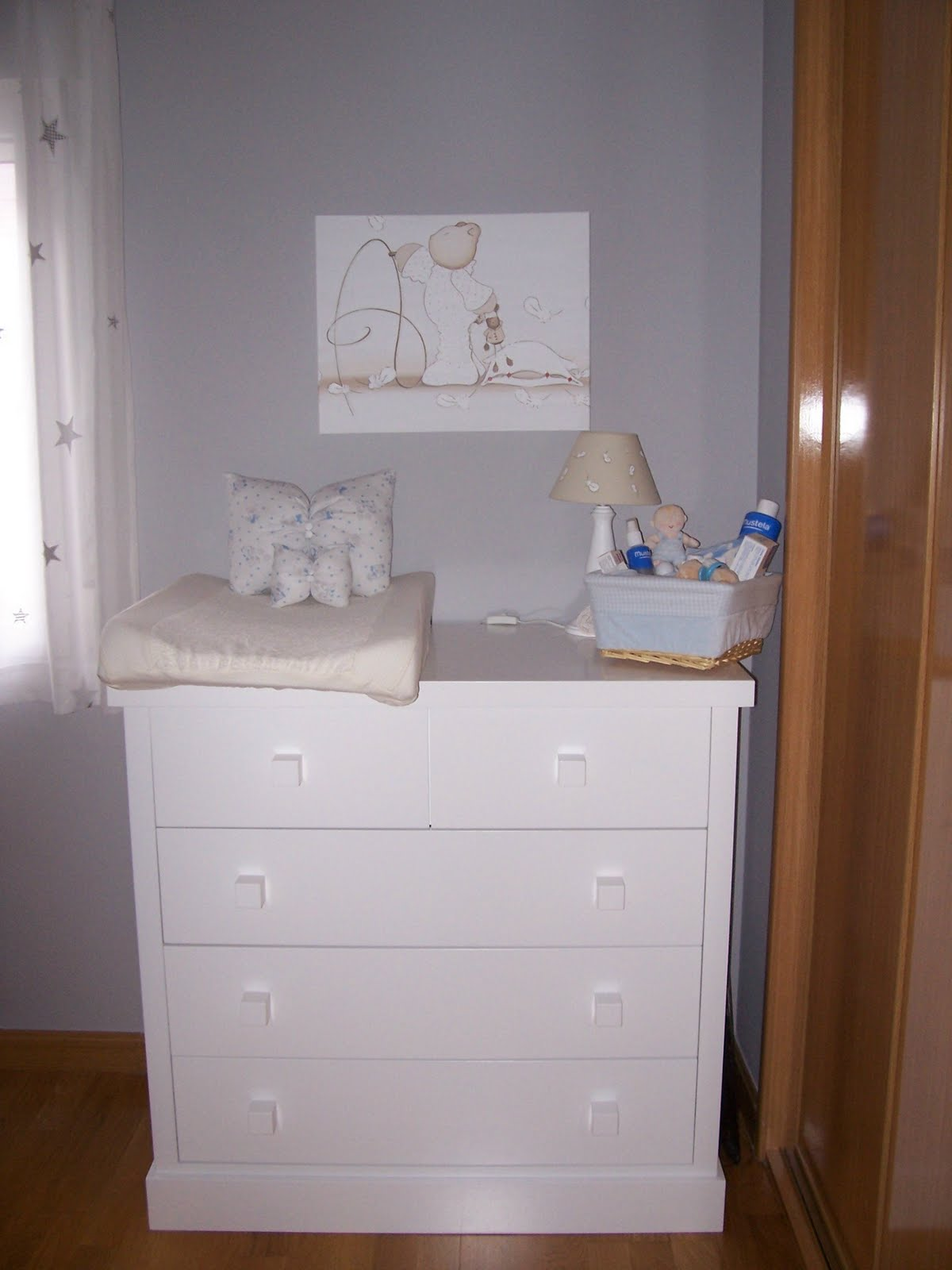 Caracolas deco julio 2010 - Colchon para cambiador de bebe ...