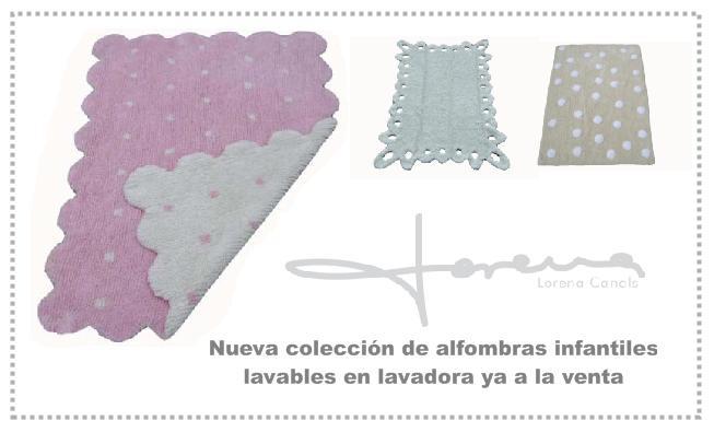 Caracolas deco nueva colecci n de alfombras de lorena canals - Alfombras infantiles online ...