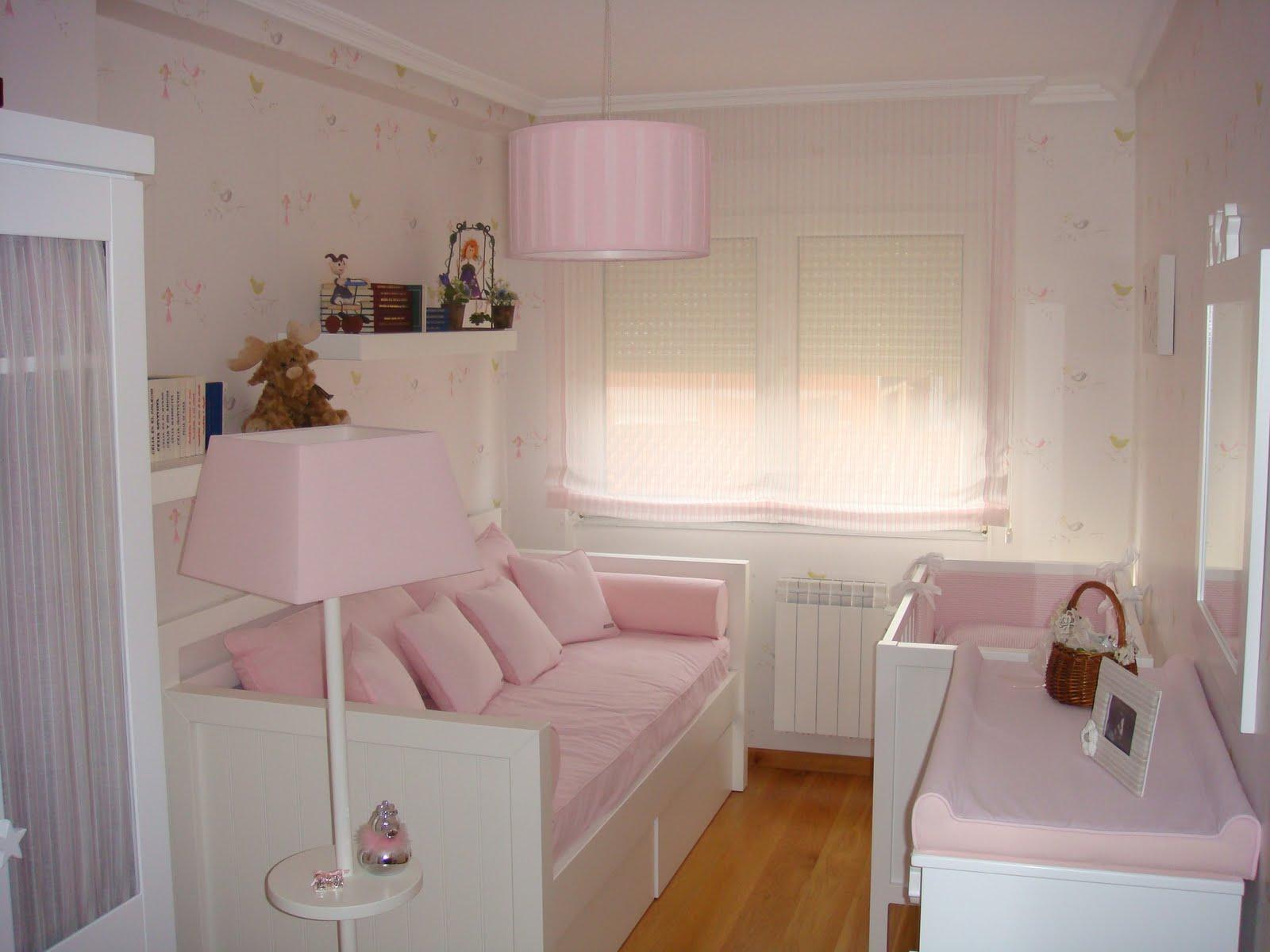 Caracolas deco la habitaci n de jimena - Lamparas para dormitorios infantiles ...