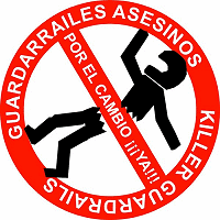 Guardarrailes NO !!!