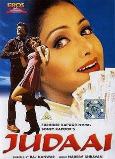 Judaai (1997) Worldfree4u - Hindi Movie 475MB 480P DVDRip ESubs - Khatrimaza