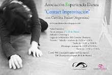 MARZO 2010:INTENSIVO CONTACT IMPROVISACIÓN
