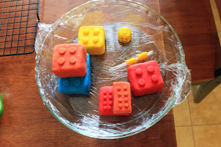 Recipe For Lego Man Cake