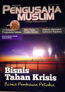 Ulasan Majalah Pengusaha Muslim Edisi Februari 2010