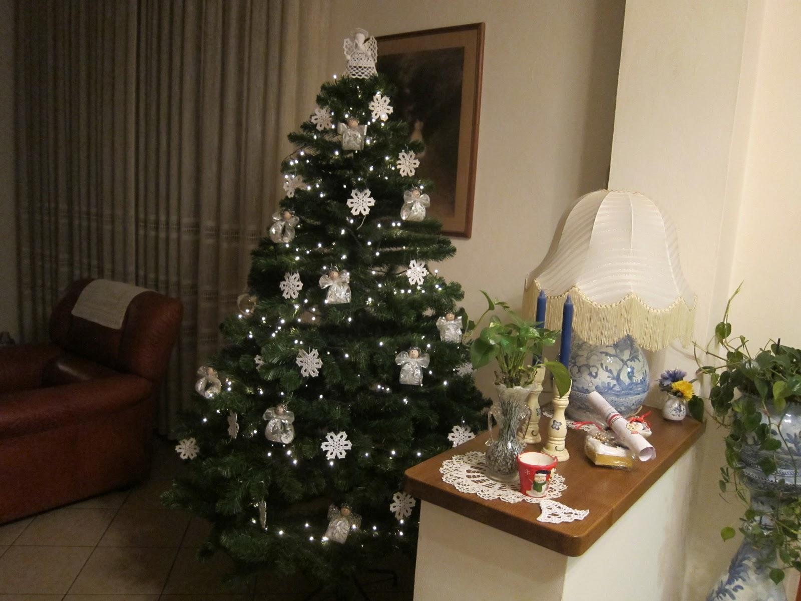 Mil di tutto e di pi buon anno - Nastri decorativi per albero di natale ...