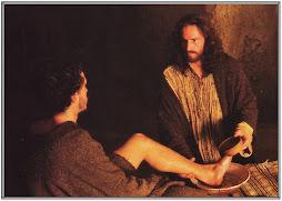 He came to serve. :]