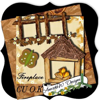 CU Freebie - Fireplace Aneczkaw_fireplace_preview