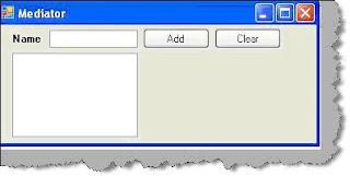 c#: inter-object event messaging (mediator pattern?)