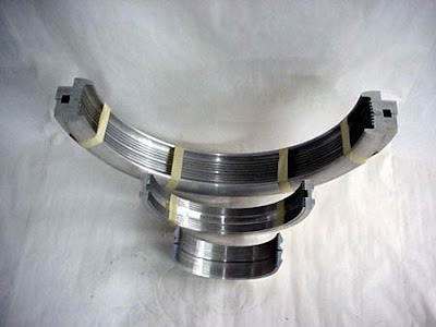 Batch 38 5m Carbon Seal And Labyrinth Seal