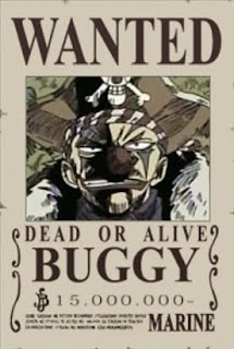 bounty buggy the clown one piece