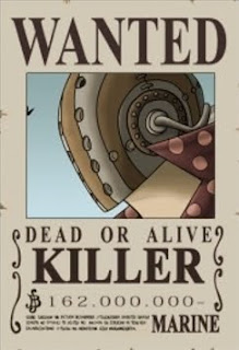 bounty the killer one piece