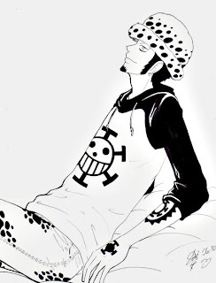 trafalgar law anime one piece