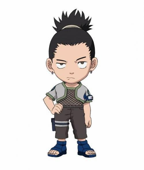 Anime Venus Cute Picture Shikamaru