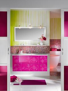 bathroom female design