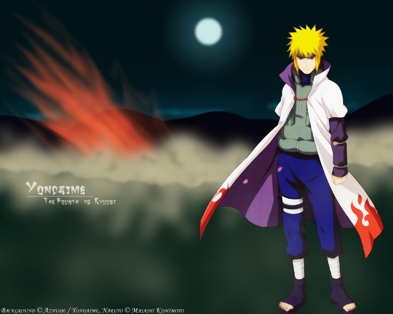 Anime Wallpaper yondaime