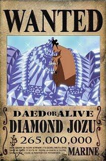 bounty diamond jozu