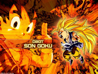 wallpaper dragon ball Z GT