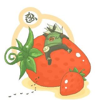 funny cute kakashi anime naruto